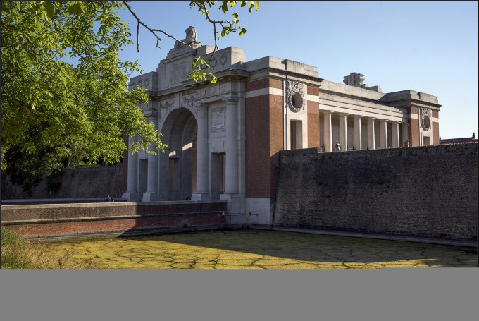 09 Menin Gate Memorial Monument