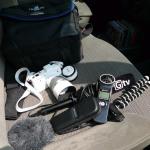 User Report: The Nikon V1 as a run-and-gun video camera By Ivan Lietaert