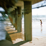 Film with vintage Nikon F3HP and Lensbaby By Art