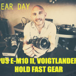 VIDEO: New Gear in the House! Hold Fast, Olympus and Voigtlander!