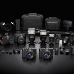 """The new Sony RX1R and RX100 II! The R stands for """"Resolution"""""""
