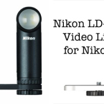 Nikon pushing on with the 1 system? New video/photo light attachment LD-1000