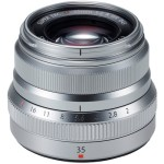 New Fuji 35 f/2 Lens Announced. Pre-Order Now!