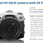 Mega Deal! $8,500 OFF this Hasselblad HV DSLR & Zeiss Lens