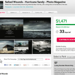 Salted Wounds - Hurricane Sandy Book