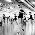 The Nikon V1 Shoots Ballet. Bravo!  by Joe Marquez