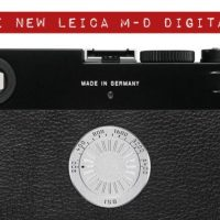 The NEW Leica M - The Leica M-D without rear LCD. Back to basics.