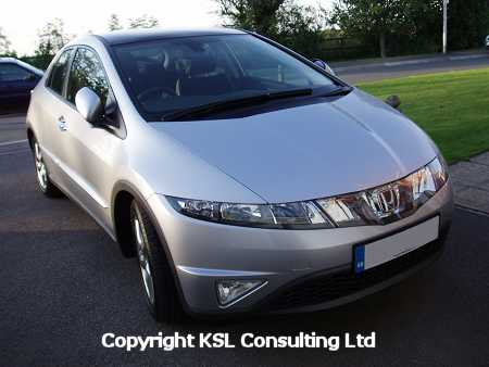 Honda Civic Review 22 CTDi Diesel UK Car
