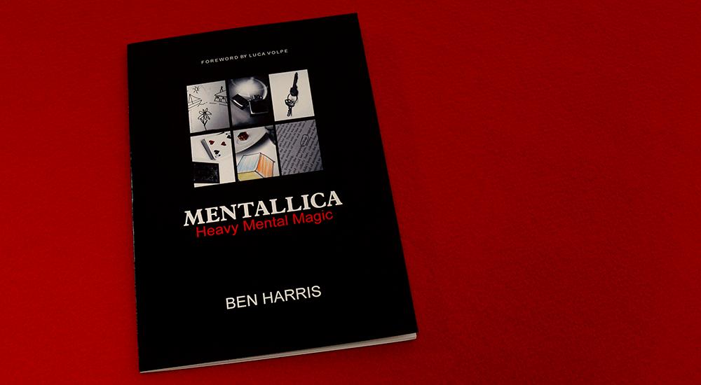 Mentallica By Ben Harris Stevens Magic Global