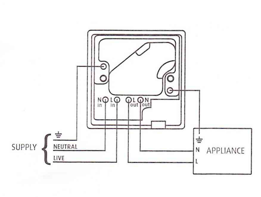 wiring immersion heater timer switch