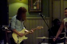 Black Magic Woman Guitar Solo (Live) – Steve Pigott