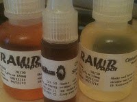 e-cigarette guide e-liquid Rawr Vapor image