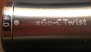 ego-c twist setting detail