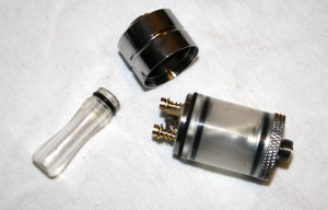 Smoktech R Tank Review parts