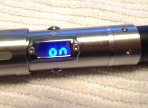 Innokin SVD Blue LED