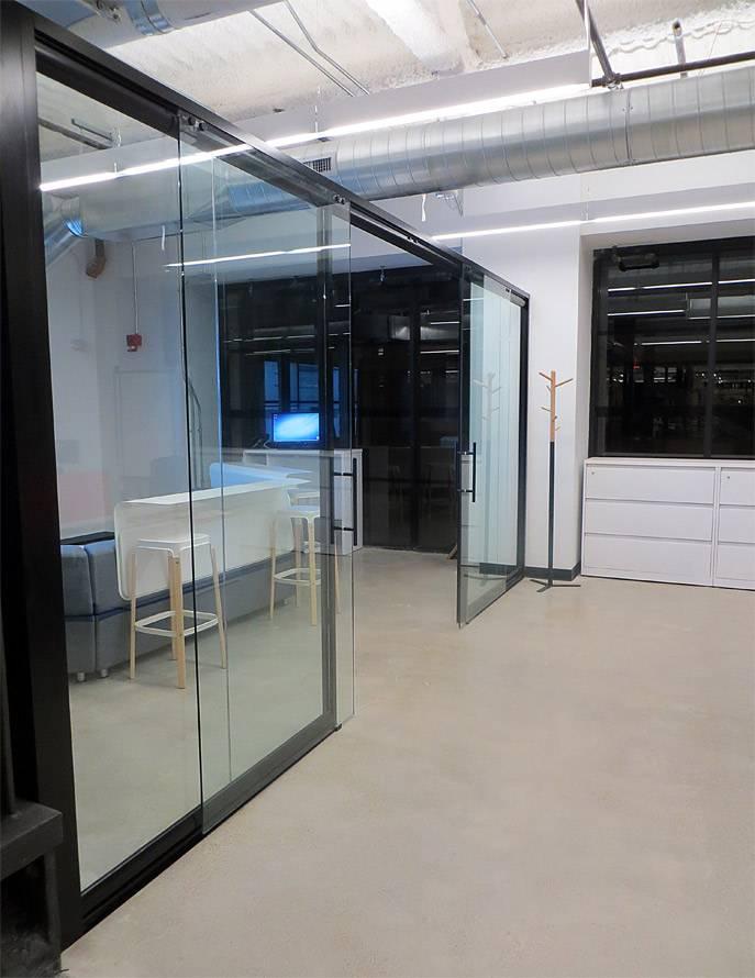 glass cube office toronto rollglass