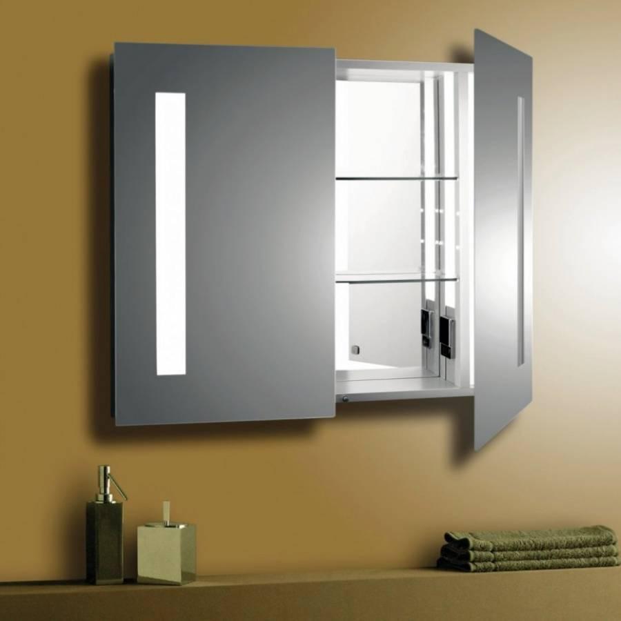 bathroom mirror lights with shaver socket