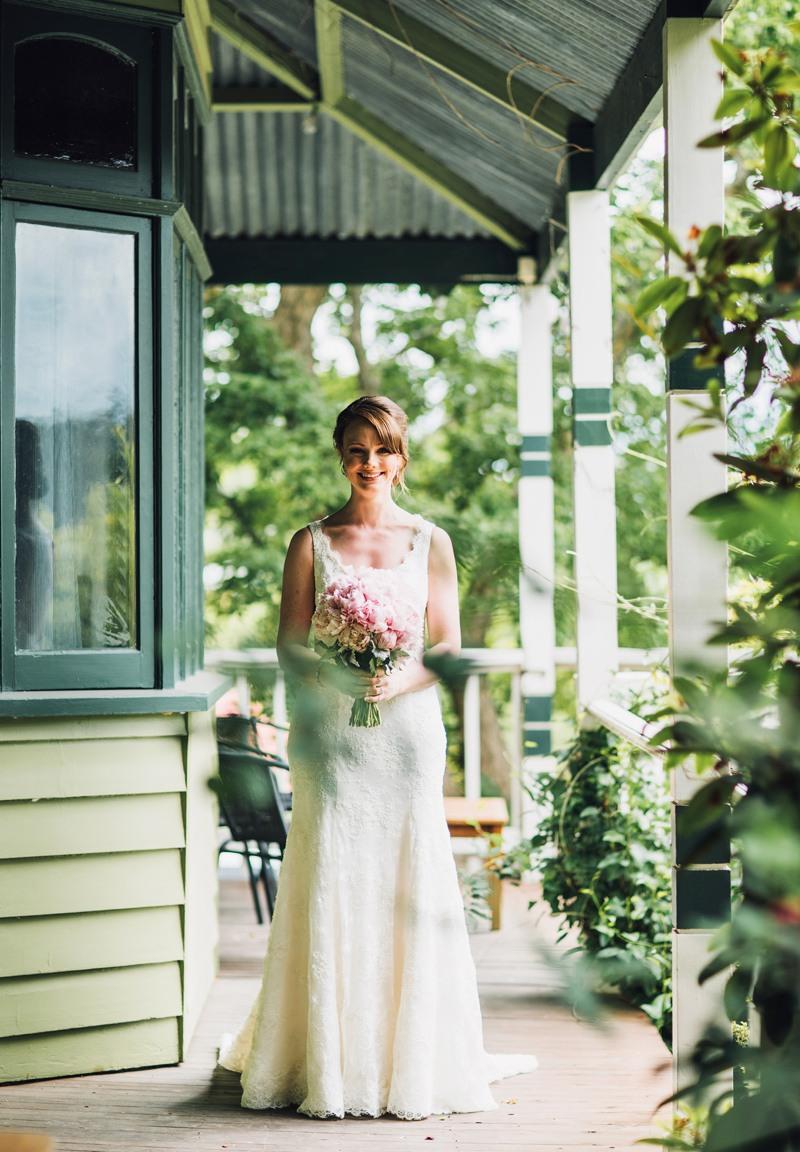 bride wedding yarra valley