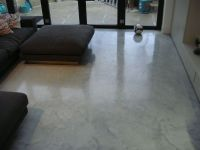 Ashe White Floors, SW18 - Steyson Granolithic Contractors Ltd