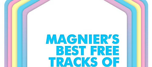 Magnier's best free tracks of 2012 mix