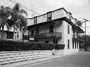 "The Inn became ""St. Francis Inn"" in 1948"