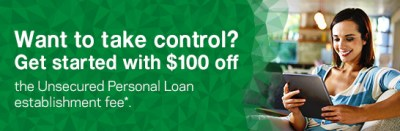 Unsecured personal loan   St.George Bank
