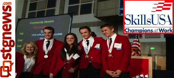 Local students win SkillsUSA state championship, advance to