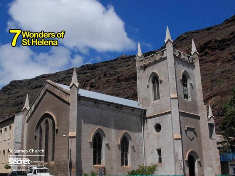 St James' Church, St Helena Island