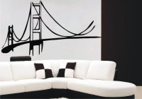 StickONmania.com | Vinyl Wall Decals | Golden Gate Bridge ...
