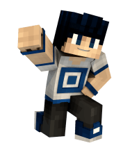 Planet Minecraft Character transparent PNG - StickPNG