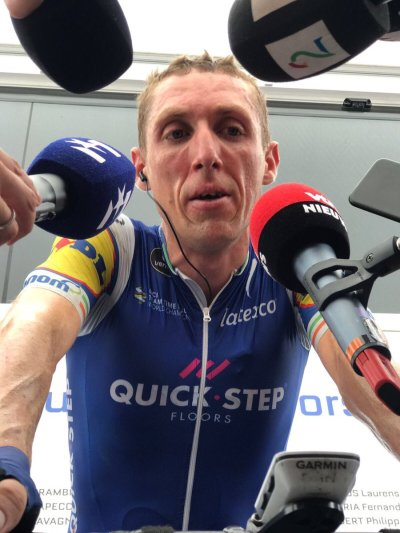 Cyclist Dan Martin turned down Team Sky contract - Sticky Bottle