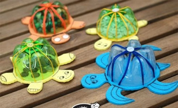 25 Plastic Bottle Craft Ideas For Kids