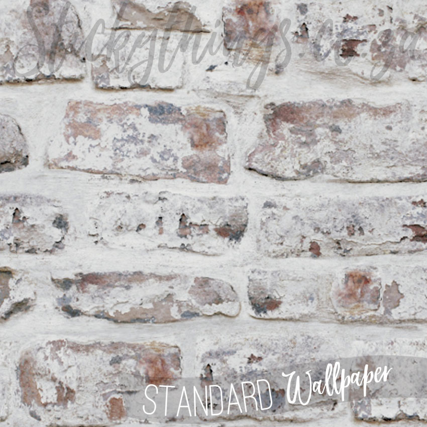 3d Brick Wallpaper South Africa Whitewashed Brick Wallpaper White Washed Mural