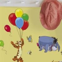 Winnie the Pooh Wall Stickers - Disney Roommates Pooh Wall ...