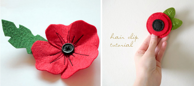 Stickytiger Lest We Forget Remembrance Day Poppy Crafts