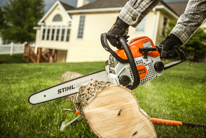 MS 170 Chainsaw Compact Lightweight Chainsaw STIHL USA