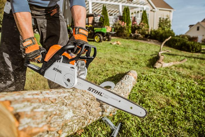 MS 180 C-BE Lightweight Easy2Start Chainsaw STIHL USA