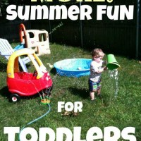 More! Summer Fun for Toddlers!