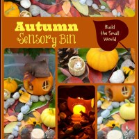 10 Fall Sensory Play Ideas