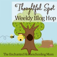 Thoughtful Spot Weekly Blog Hop #52