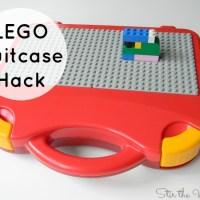 LEGO Suitcase Hack