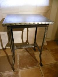 zinc furniture : Stissing Design