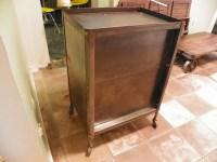Industrial Side Cabinet : Stissing Design