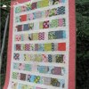 Woohoo My First Downloadable Quilt Pattern 01