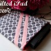 iPad Sleeve Tutorial 01