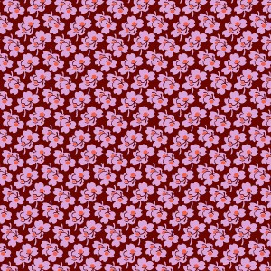 Amy Butler Eternal Sunshine Fabric PWAB1663 Pansies Amber