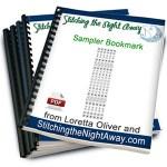 sampler bookmark