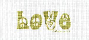 Green-Retro-Love-Stitched-by-Vicki