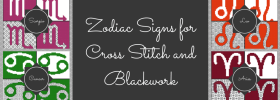complete set of zodiac patterns
