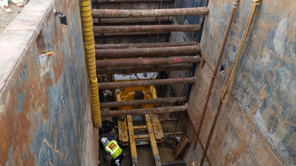 Trench Safety Bore Pit Access Shaft Plans Stiver